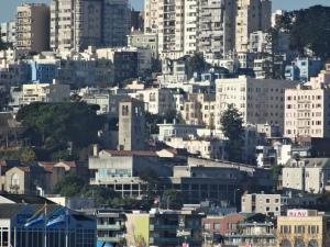 The Golden Gate Bridge, Alcatraz and Sunny San Francisco