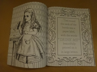 Alice In Wonderland Colouring Book